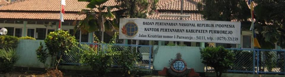 Kantor Pertanahan Purworejo